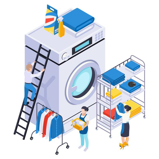 commercial laundry service in visakhapatnam