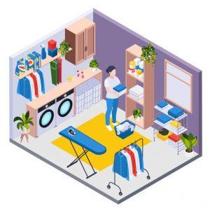 doorstep laundry service