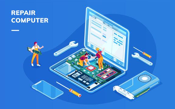 Computer Repair & Services in Visakhapatnam